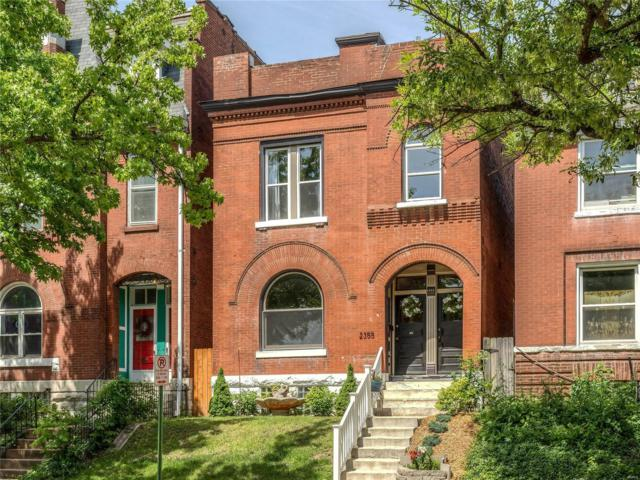 2355 S Compton Avenue, St Louis, MO 63104 (#19044917) :: RE/MAX Professional Realty