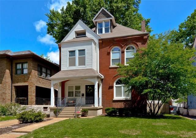 4939 Reber Place, St Louis, MO 63139 (#19044990) :: Hartmann Realtors Inc.