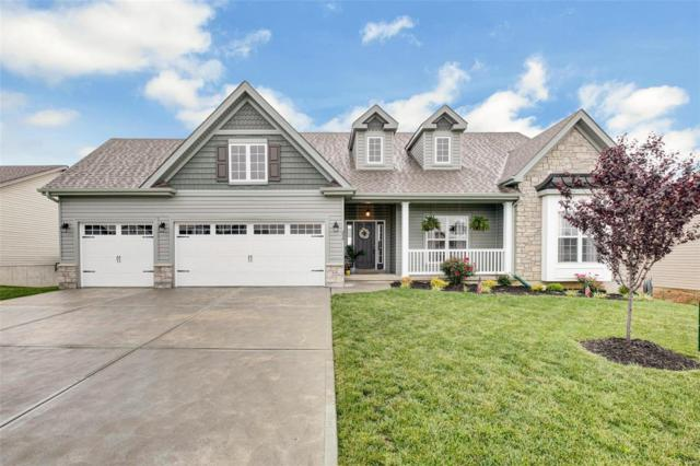 254 Austin Oaks Drive, Moscow Mills, MO 63362 (#19045010) :: St. Louis Finest Homes Realty Group