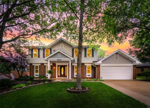 2616 Hemford Falls Court, St Louis, MO 63129 (#19045027) :: Holden Realty Group - RE/MAX Preferred