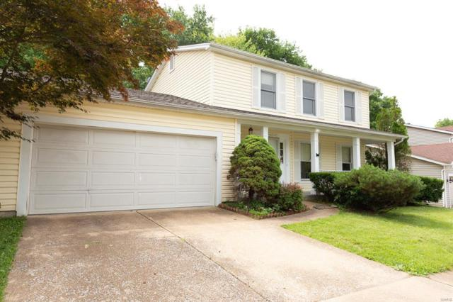 1024 Riverwood Place, Florissant, MO 63031 (#19045107) :: Holden Realty Group - RE/MAX Preferred