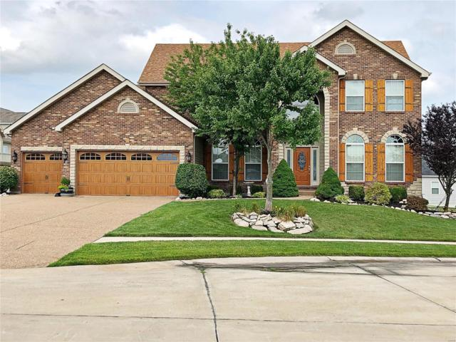 15 Swope Park Court, Wentzville, MO 63348 (#19045177) :: Barrett Realty Group