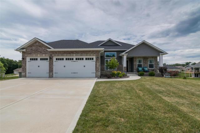 428 Briar Creek Road, Troy, IL 62294 (#19045234) :: Peter Lu Team