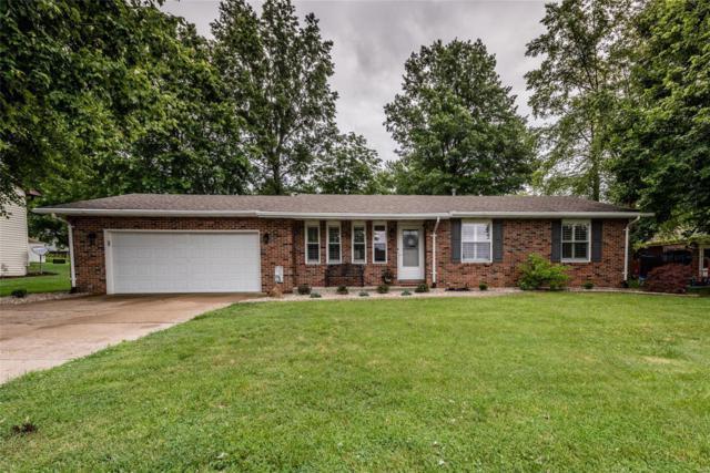 515 Meadowlark Street, Troy, IL 62294 (#19045369) :: St. Louis Finest Homes Realty Group