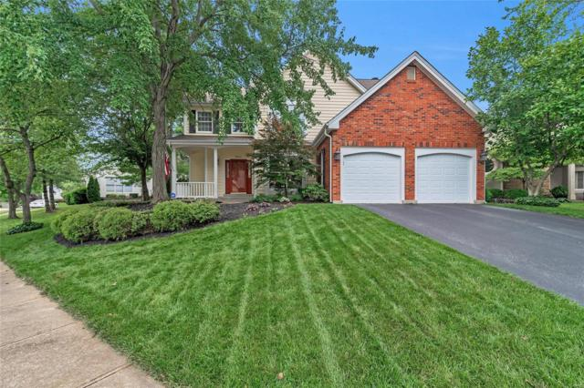 16144 Walden Pond Lane, Chesterfield, MO 63005 (#19045453) :: Clarity Street Realty