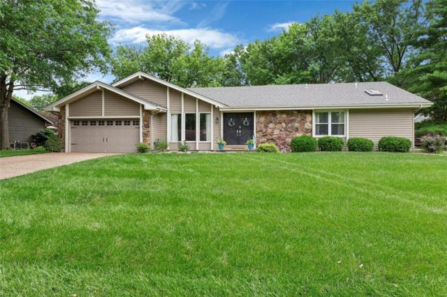5 Paris Court, Lake St Louis, MO 63367 (#19045463) :: Holden Realty Group - RE/MAX Preferred