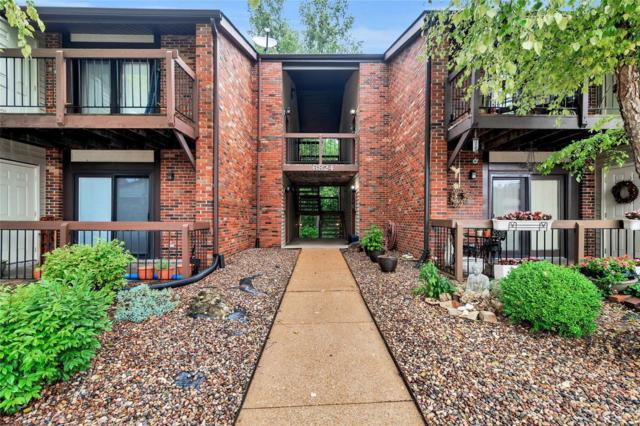 6824 Cottage Grove Lane F, St Louis, MO 63129 (#19045484) :: Holden Realty Group - RE/MAX Preferred