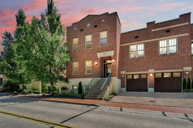 1214 S. Main Street 2A, Saint Charles, MO 63301 (#19045579) :: Barrett Realty Group