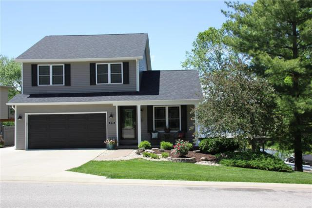 631 E Lake Drive, Edwardsville, IL 62025 (#19045637) :: Matt Smith Real Estate Group