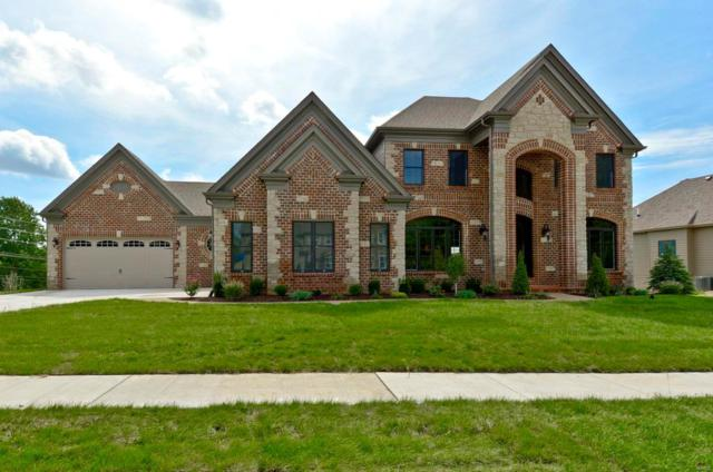 1057 Wilmas Farm Drive Lot 46, Chesterfield, MO 63005 (#19045837) :: Peter Lu Team