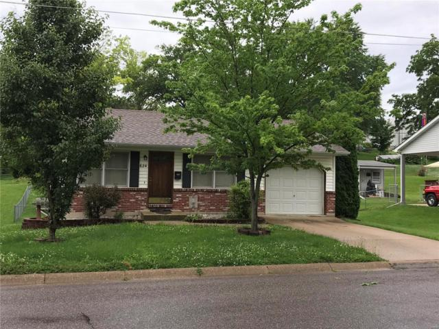 624 West 7th St, Washington, MO 63090 (#19045900) :: St. Louis Finest Homes Realty Group