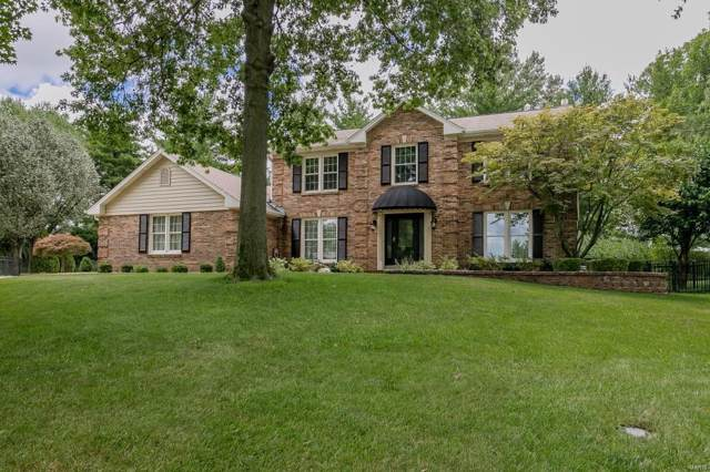 4621 Grandcastle Drive, St Louis, MO 63128 (#19045912) :: Clarity Street Realty
