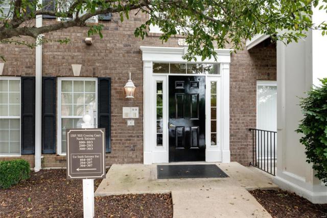 13115 Mill Crossing Court #303, Creve Coeur, MO 63141 (#19046014) :: Realty Executives, Fort Leonard Wood LLC