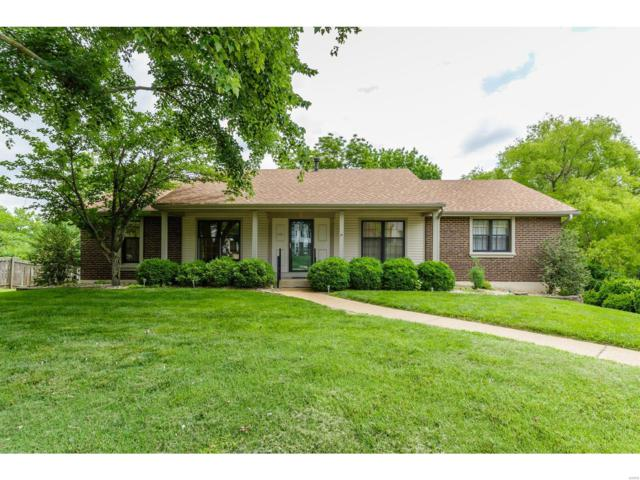 340 Oakleigh Woods, Ballwin, MO 63011 (#19046121) :: RE/MAX Vision