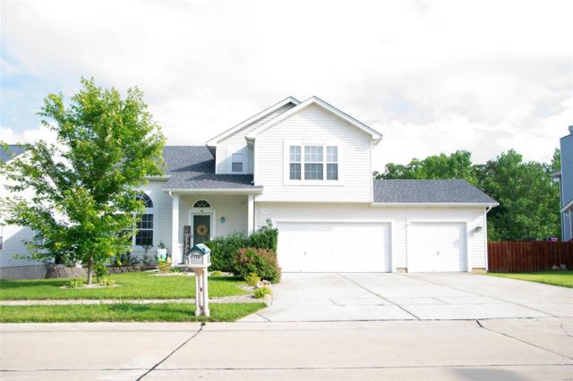 108 Pine Hollow, Collinsville, IL 62234 (#19046154) :: Fusion Realty, LLC