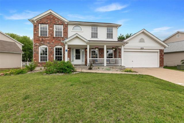 945 Weatherstone Drive, Saint Charles, MO 63304 (#19046212) :: Clarity Street Realty