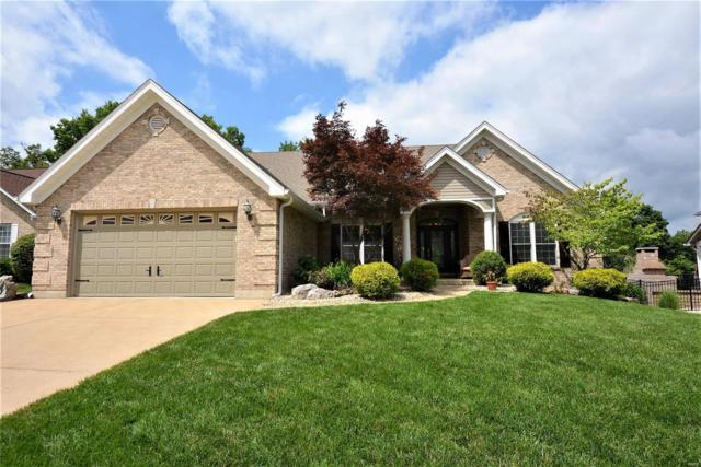 1545 Westfield Circle, Dardenne Prairie, MO 63368 (#19046224) :: The Kathy Helbig Group