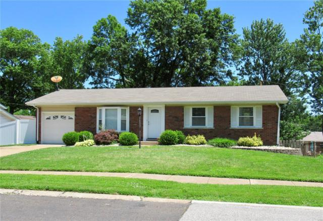 321 Burncoate Drive, St Louis, MO 63129 (#19046320) :: Clarity Street Realty
