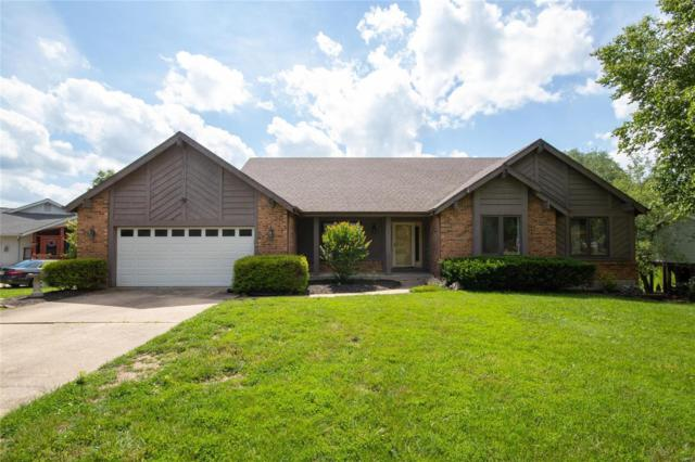 7 Laurel Oaks Court, Lake St Louis, MO 63367 (#19046361) :: Holden Realty Group - RE/MAX Preferred