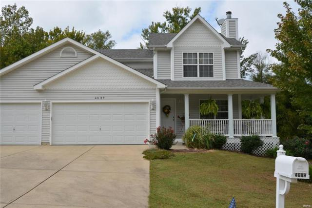4689 Land Rush Drive, House Springs, MO 63051 (#19046362) :: Clarity Street Realty