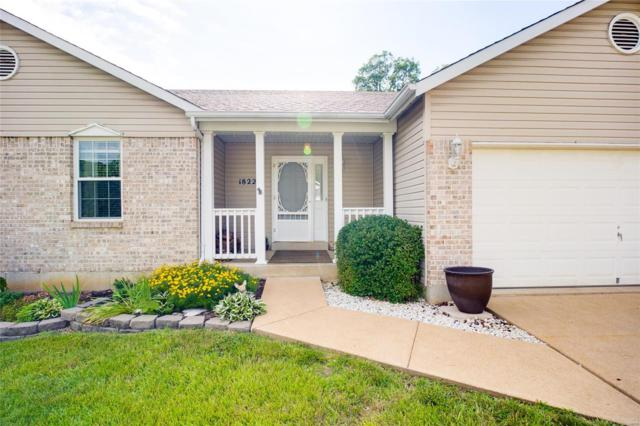 1822 Meadowbrook Court, Barnhart, MO 63012 (#19046403) :: Clarity Street Realty