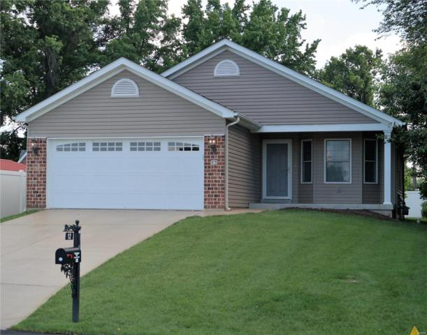 12 Mcmenamy, Saint Peters, MO 63376 (#19046407) :: RE/MAX Vision