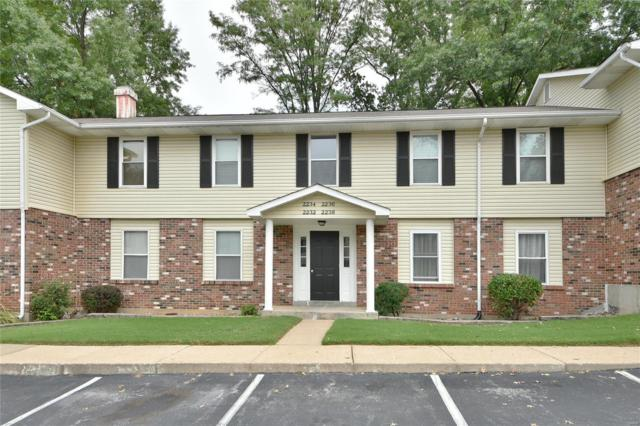 2234 Highland Hill Drive C, Saint Peters, MO 63376 (#19046425) :: Clarity Street Realty