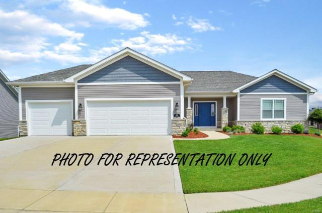 1204 Bayley Drive, O'Fallon, IL 62269 (#19046433) :: The Becky O'Neill Power Home Selling Team