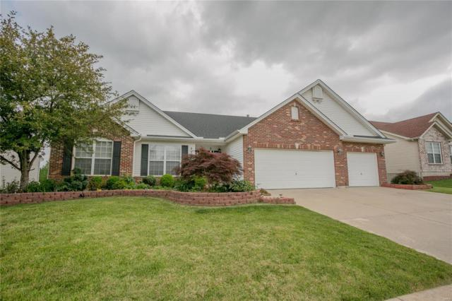 2507 Bear Creek Drive, Wentzville, MO 63385 (#19046441) :: St. Louis Finest Homes Realty Group