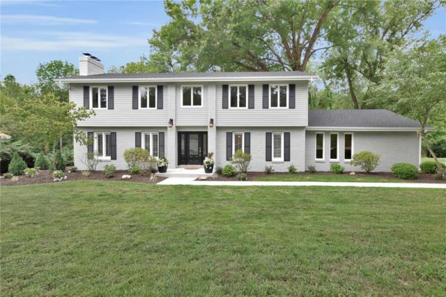 14330 Ladue Road, Chesterfield, MO 63017 (#19046447) :: RE/MAX Vision