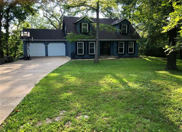 1444 Cedarcrest Drive, Barnhart, MO 63012 (#19046484) :: Clarity Street Realty