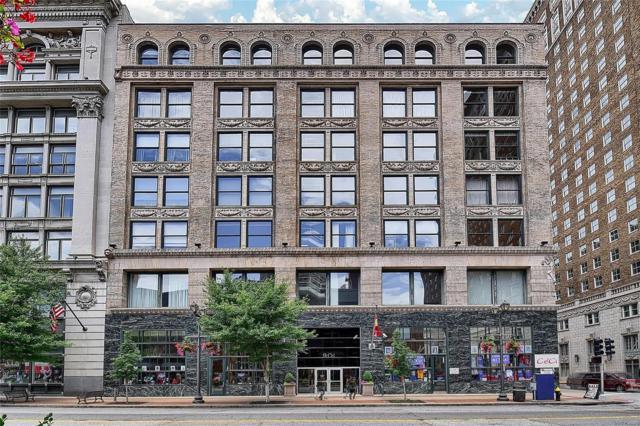 901 Washington Avenue #304, St Louis, MO 63101 (#19046582) :: RE/MAX Professional Realty
