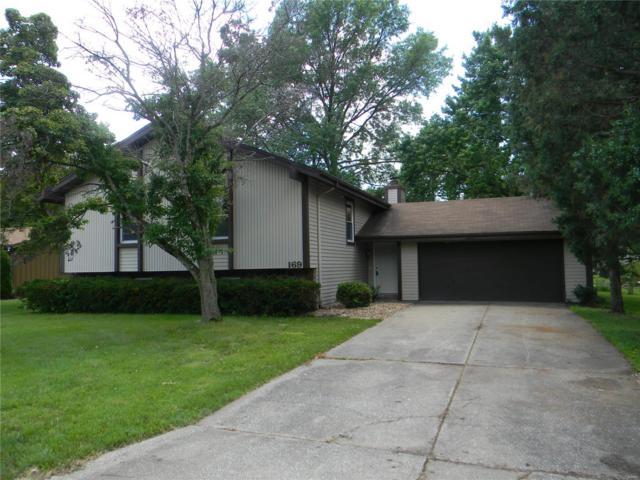 169 Rue Grand Drive, Lake St Louis, MO 63367 (#19046625) :: RE/MAX Vision