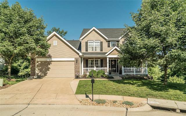 3261 Kingsridge Manor Drive, St Louis, MO 63129 (#19046792) :: Hartmann Realtors Inc.