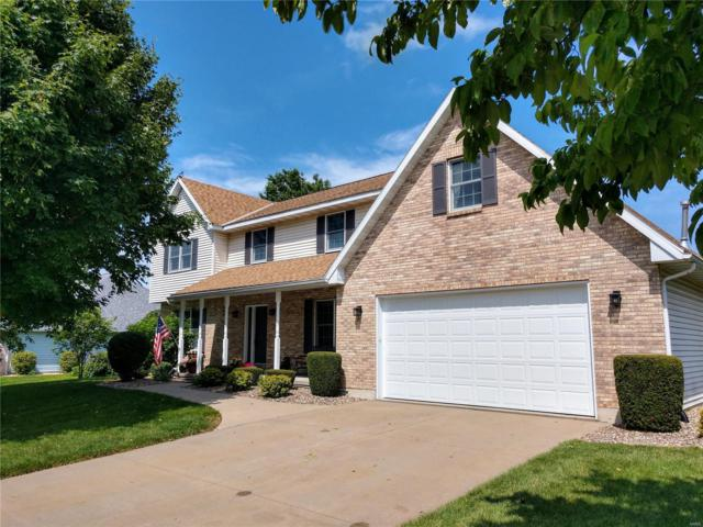 1327 Breckenridge Drive, Quincy, IL 62305 (#19046820) :: Fusion Realty, LLC
