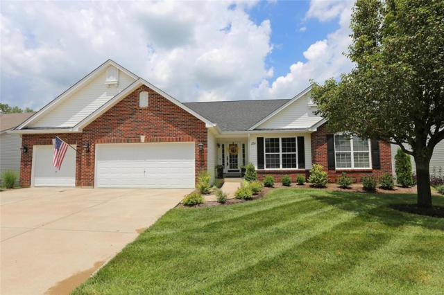 231 Charging Bear Drive, Wentzville, MO 63385 (#19046879) :: St. Louis Finest Homes Realty Group