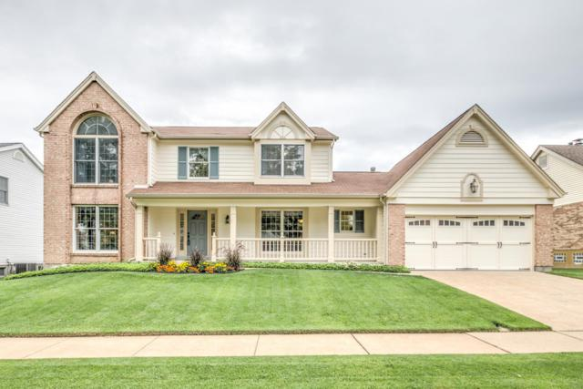 2668 Cripple Creek Drive, St Louis, MO 63129 (#19046908) :: Holden Realty Group - RE/MAX Preferred