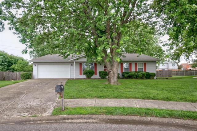 1101 Keenland Place, O'Fallon, IL 62269 (#19046918) :: Fusion Realty, LLC