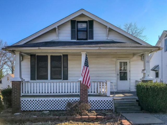 202 Mckinley Avenue, Edwardsville, IL 62205 (#19046942) :: Holden Realty Group - RE/MAX Preferred