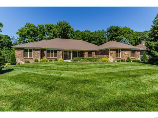 512 Woodmere Crossing, Saint Charles, MO 63303 (#19046956) :: Clarity Street Realty