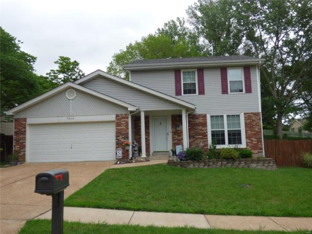 7014 Grassy Valley, St Louis, MO 63129 (#19046974) :: Holden Realty Group - RE/MAX Preferred