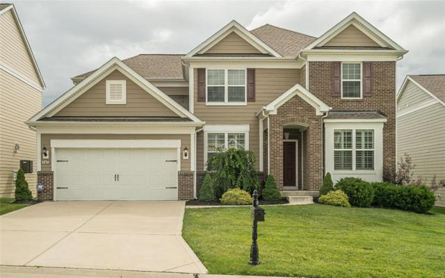 747 Savannah Crossing Way, Town and Country, MO 63017 (#19047032) :: Holden Realty Group - RE/MAX Preferred