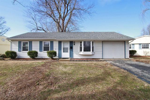 408 Willow Drive, O'Fallon, IL 62269 (#19047090) :: Fusion Realty, LLC