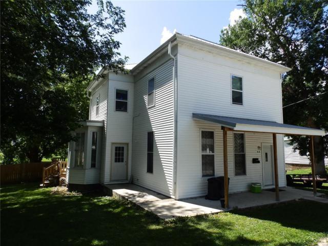 413 N Monroe Street, Pittsfield, IL 62363 (#19047227) :: RE/MAX Vision