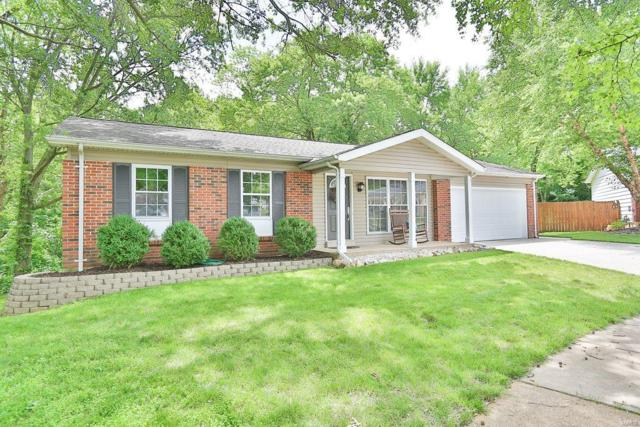 2300 Whitshire Drive, St Louis, MO 63129 (#19047258) :: Clarity Street Realty