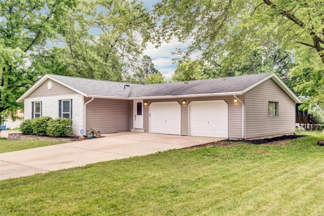 1834 Marsha Lane, Maryland Heights, MO 63043 (#19047295) :: Holden Realty Group - RE/MAX Preferred