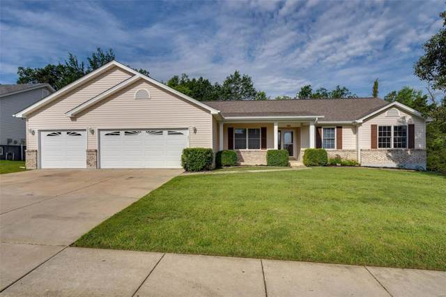 3854 Bedford Pointe, Wentzville, MO 63385 (#19047305) :: Holden Realty Group - RE/MAX Preferred