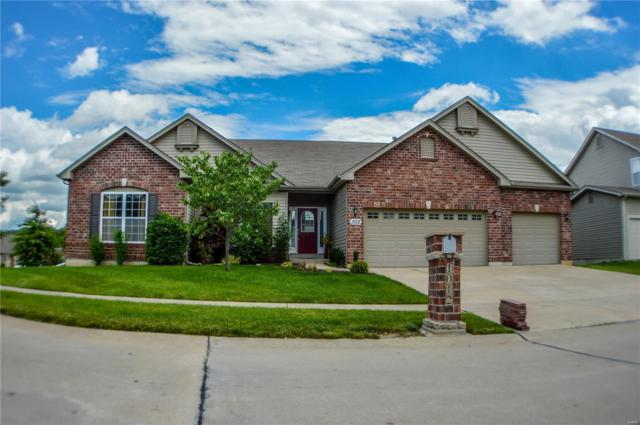 1012 Morgan Meadow, Wentzville, MO 63385 (#19047326) :: Holden Realty Group - RE/MAX Preferred