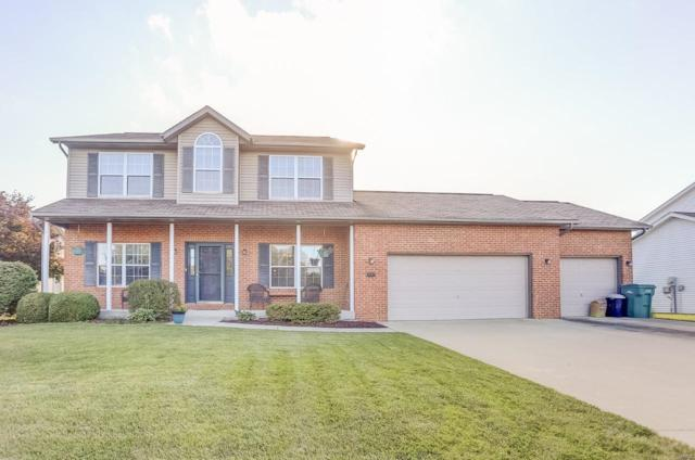 5207 Depaul Drive, Fairview Heights, IL 62208 (#19047437) :: Peter Lu Team