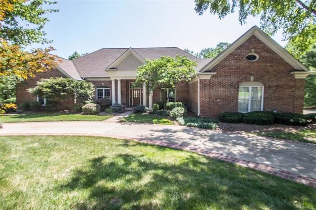 12104 Sutton Place Court, St Louis, MO 63128 (#19047470) :: The Kathy Helbig Group